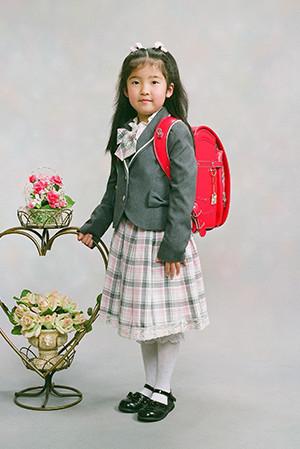 入園・入学の撮影